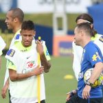 Neymar, Willian and Douglas Costa in attack as Dunga reveals Brazil first-team