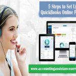 5 Steps to Set Up QuickBooks Online Payroll