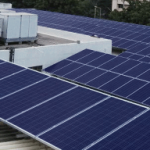 Solar rooftop for home