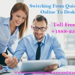 Things To Be Considered If You're Switching From QuickBooks Online To Desktop