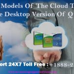 Multiple Models Of The Cloud That Work With The Desktop Version Of QuickBooks