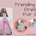 Trending Flower Dresses For Girls That'll Make You Go Aww.