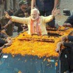 PM Modi heads to Varanasi, will file nomination on Friday