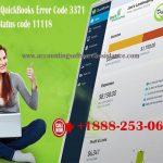 Steps To Fix QuickBooks Error Code 3371 Status code 11118