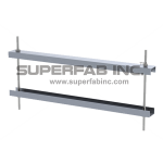 Superfabinc-Cable Tray Cover-  SS 304 Cable Trays