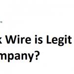 Tek Wire is Legit Company?