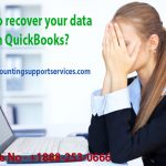 How to recover your data in QuickBooks?