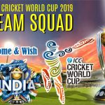 Cricket world cup 2019 groups