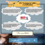 Know Various Types of IPC Certification Courses – Infographics