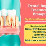 Dental Implant Procedure by BramCountry Dental | Best Dentist in Brampton