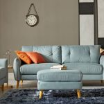 Fabric Sofa Sets: Best Online Fabric Sofas In Gurgaon | Semicolon Shop