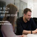 HP printer Tech Support Phone Number 1-800-289-8149