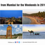 7 Best Road Trips from Mumbai for the Weekends In 2019