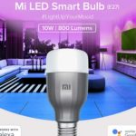 Xiaomi's Mi LED Smart Bulb now available for Rs. 1,299