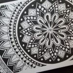Making Your Own Tibetan Mandala Designs