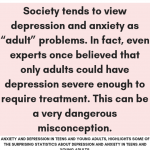 The Relationship of Anxiety and Depression