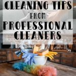 Professional Home Cleaning Tips