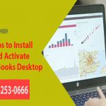 Steps to Install and Activate QuickBooks Desktop