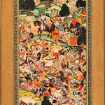 South Indian Paintings: Tanjore & Mysore | Gold Leaf Paintings