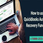 How to use QuickBooks Auto Data Recovery Function?