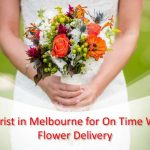 Best Florist in Melbourne for On Time Wedding Flower Delivery