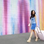 The Raden – The iPhone of smart luggage brands