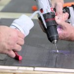 How to Drill Porcelain Tile Still Keeping It Intact