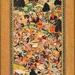 Fantasy Mughal Paintings & Art | Mughal Miniature Paintings