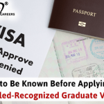 Evaluate how Subclass 476 visa Australia works?
