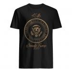Presidential Seal Donald Trump T-Shirt