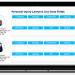 Personal Injury Attorneys Email List