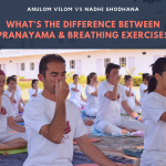 Difference Between Pranayama and Breathing Exercises