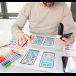 Mobile UI/UX Design Service Provider   Web Design Company In Surat