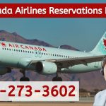 Call at Air Canada Airlines Reservations Phone Number: 1800-273-3602