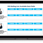 CEO Email List | CEO Mailing List | CEO Email Database