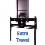 Extra Travel Recess Mount  Low Profile