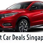 Best Car Deals in Singapore