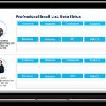 Professionals Email List | Professionals Mailing List
