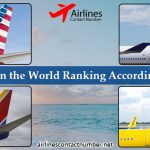 Best Airlines in the World Ranking According to Facilities