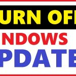 Stop and Turn Off Windows 10 Updates