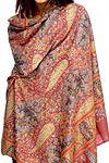 Buy Georgette Fabrics: Paisleys, Bootis & Banarasi Georgette Fabrics