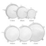 Buy Stretch and Fit Silicone Lids Online at Trendia