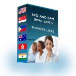 BPO BPM Companies Email List