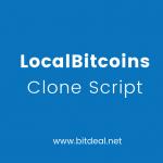 Local Bitcoin Clone Script