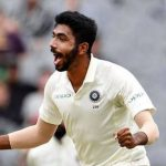 Bumrah reacts after being ruled out of SA Test series