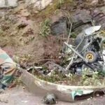 Indian Army's helicopter crashes in Bhutan, 2 pilots die