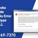 How to fix the QuickBooks Error 80029c4a?