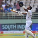 List of records scripted by double-centurion Mayank Agarwal