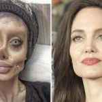 Iranian Angelina Jolie lookalike arrested for blasphemy, inciting violence