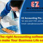 Singapore Accounting Software Market | ezaccounting